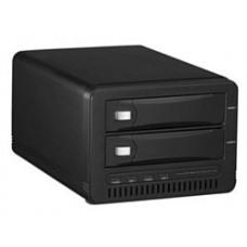 Контейнер внешний AgeStar 3U2B3A1 Black (USB3.0/2x3.5