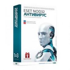 ПО ESET NOD32 Антивирус+Bonus+расширен. функц.-лицензия на 1год, на 3ПК (NOD32-ENA-1220(BOX)-1-1)