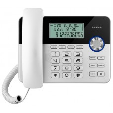 Телефон teXet TX-259, черно-серебристый