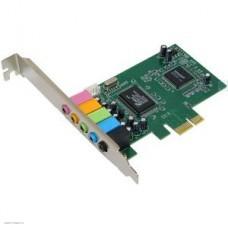 Звуковая карта CMedia CMI8738-LX 5.1-ch, PCI-Ex1, OEM