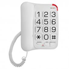 Телефон teXet TX-201 белый
