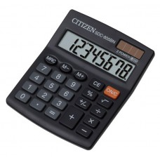 Калькулятор Citizen SDC-805 бухгалтерский 8 разрядов (SDC-805)