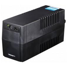 ИБП Ippon Back Basic 650 Euro, 650VA, 360W, Euro , черный