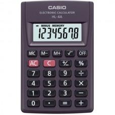 Калькулятор Casio HL-4A 8 разрядов (HL-4A)